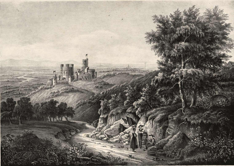 Schloss Ortenberg in der Ortenau (Baden), Bild 1