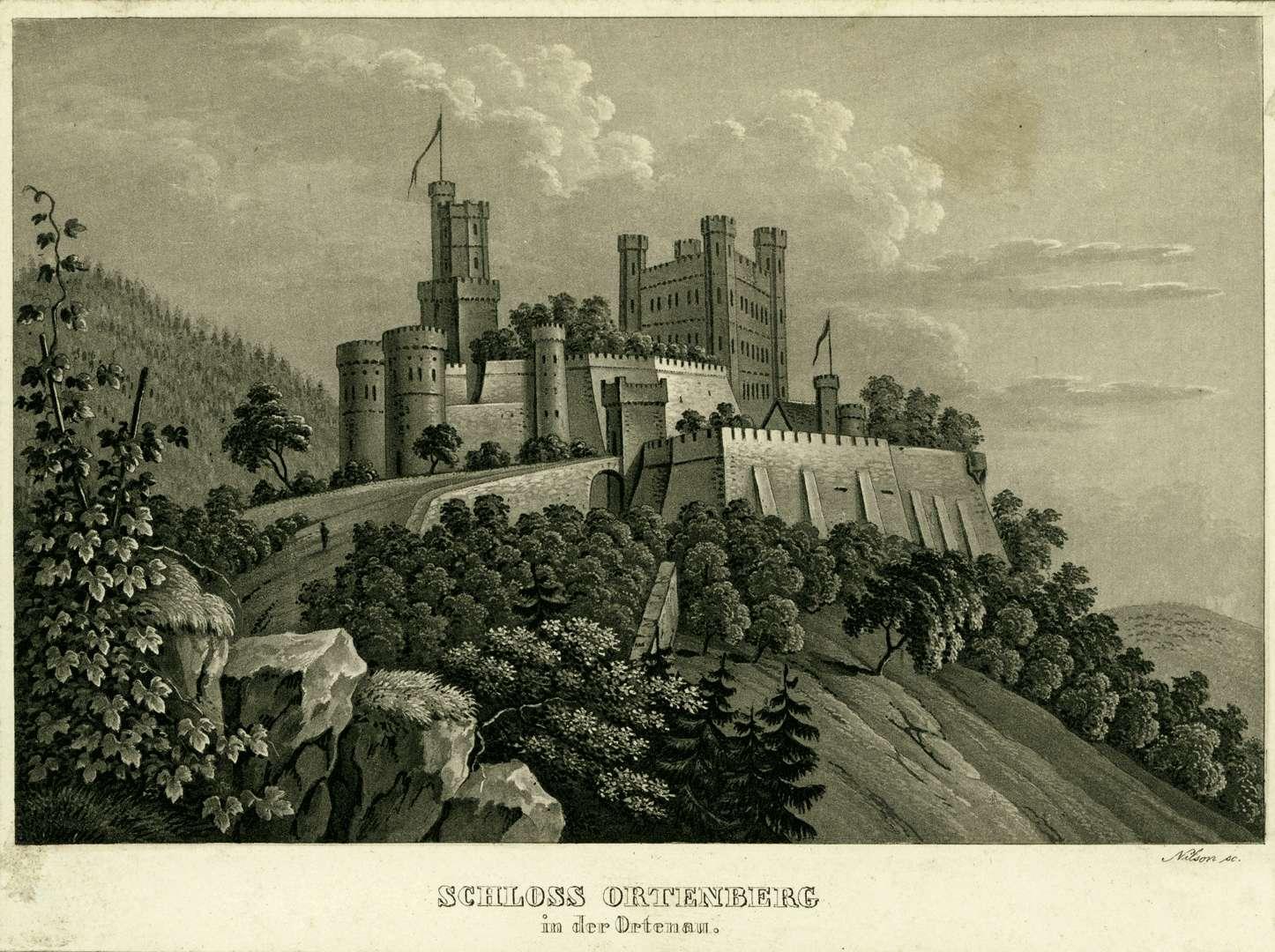 Schloss Ortenberg in der Ortenau, Bild 1