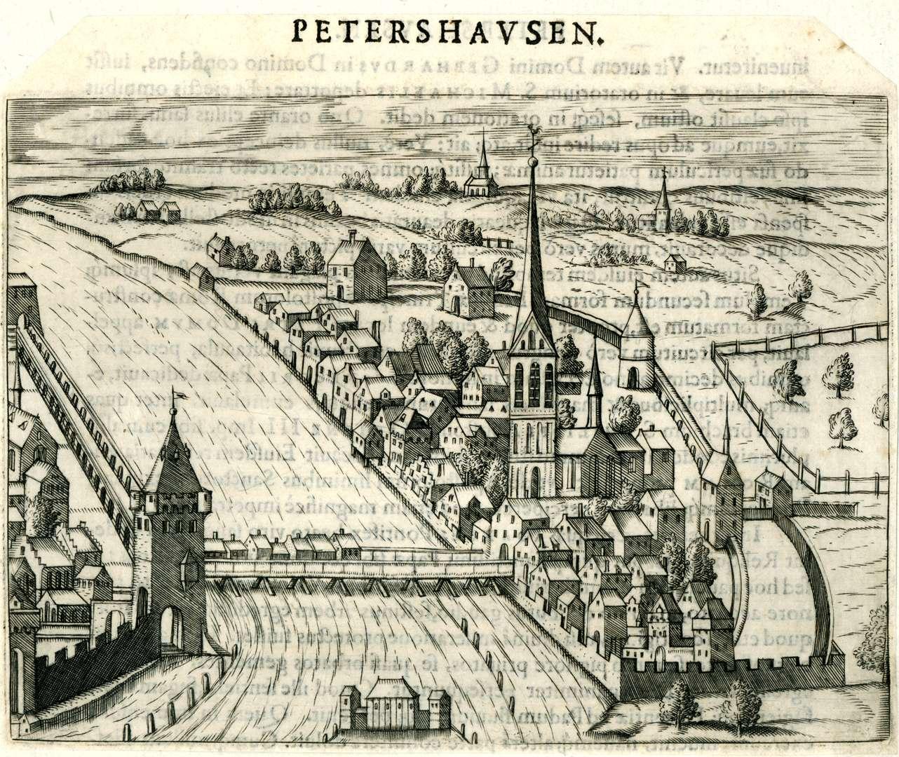 Petershavsen, Bild 1
