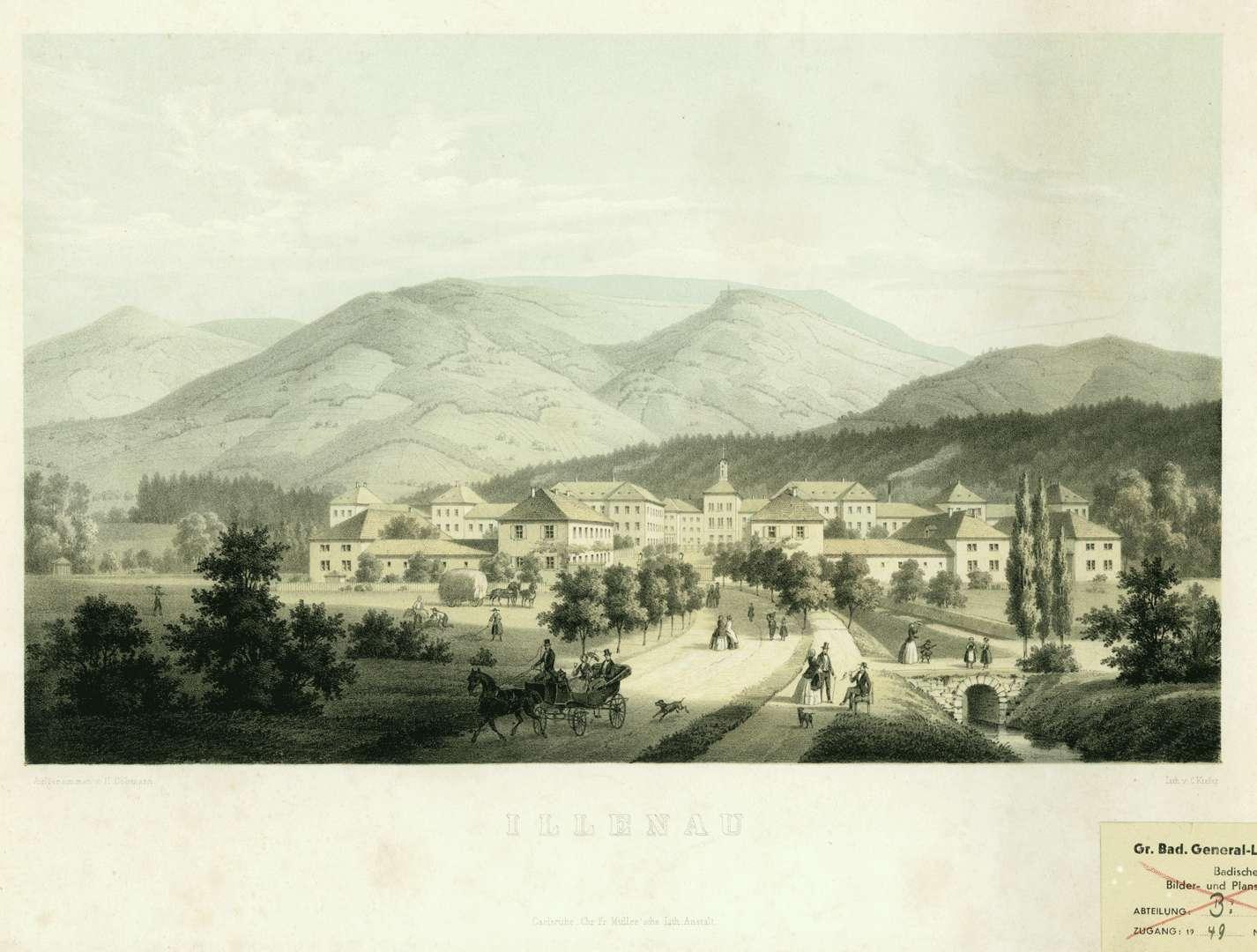 Illenau, Bild 1