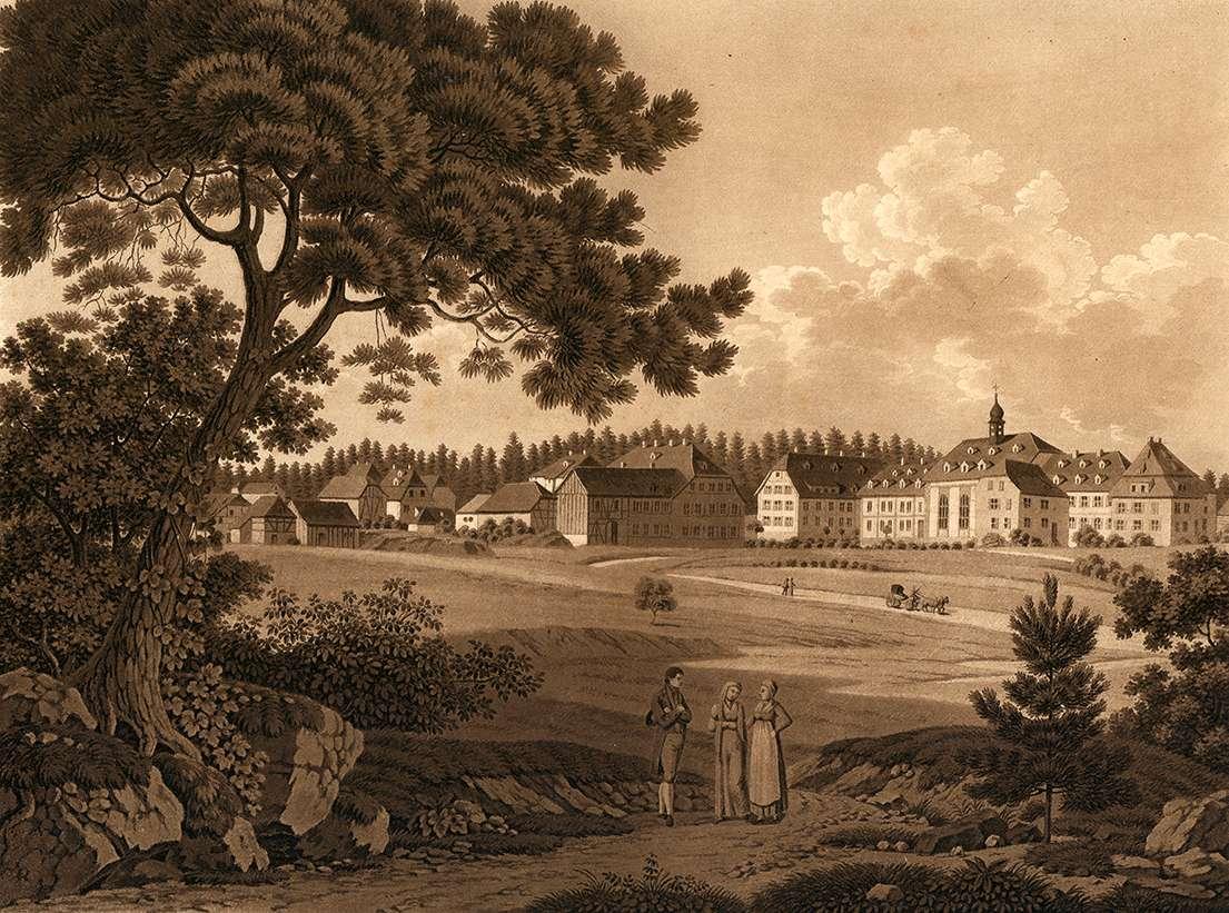 Ansicht von Königsfeld, Bild 1
