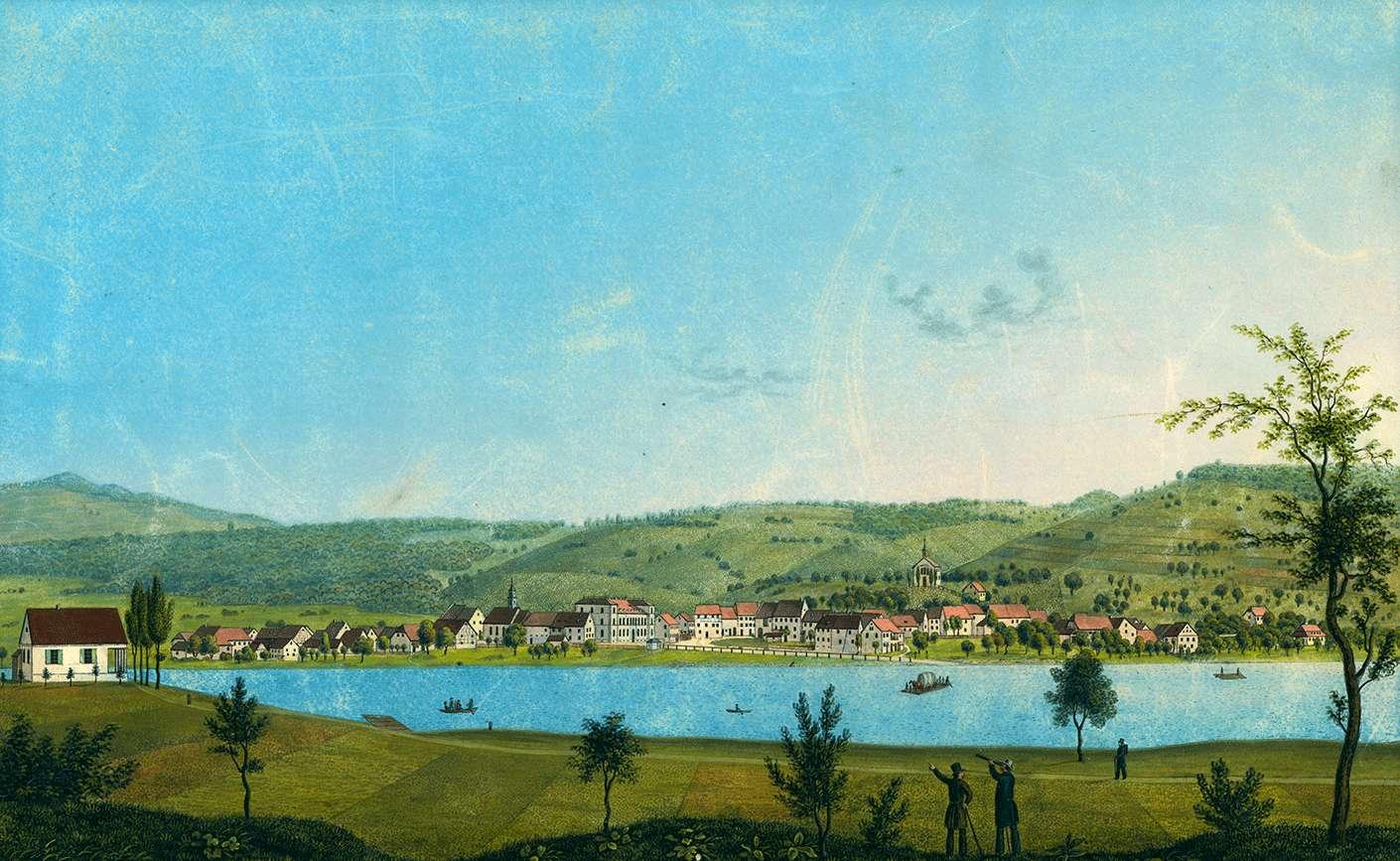 Kadelburg, Bild 1