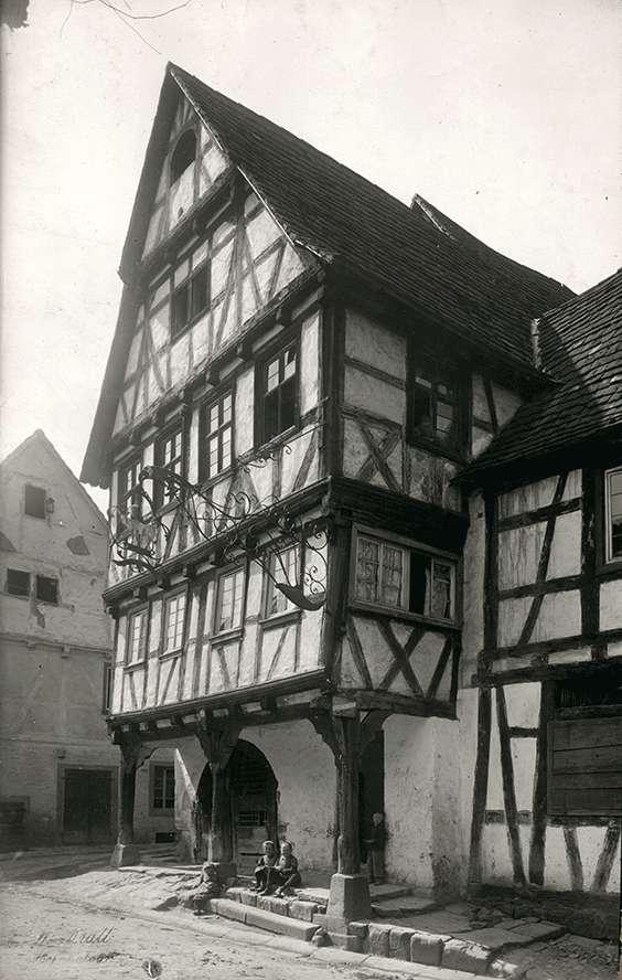 Gasthaus zum Ochsen, Bild 1