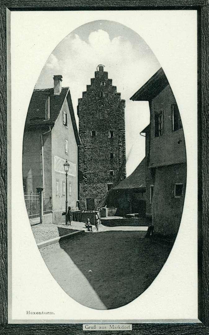 Gruß aus Markdorf Hexenturm, Bild 1
