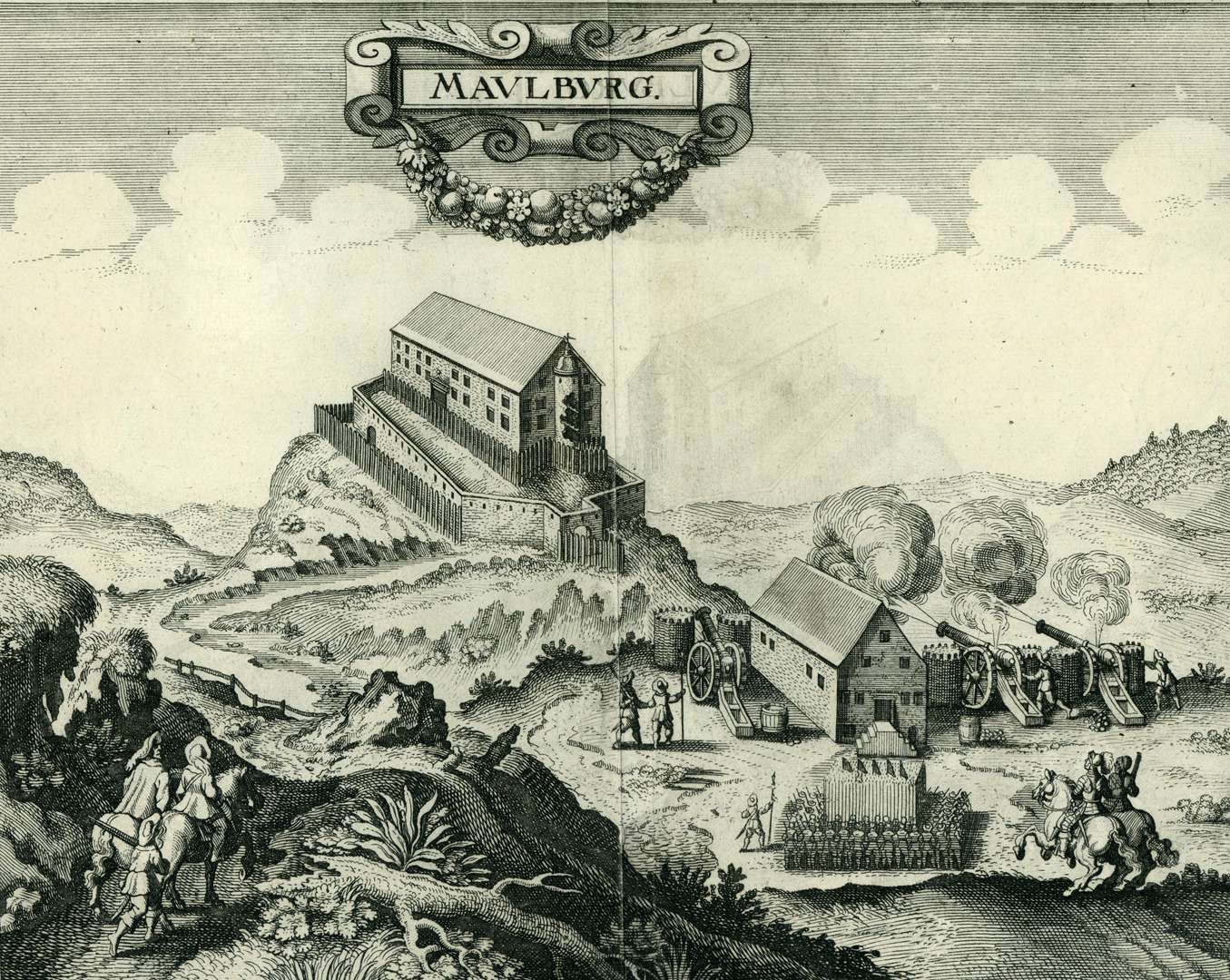 Maulburg, Bild 1