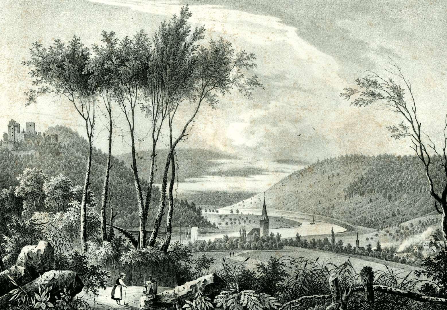 Minneberg, Bild 1