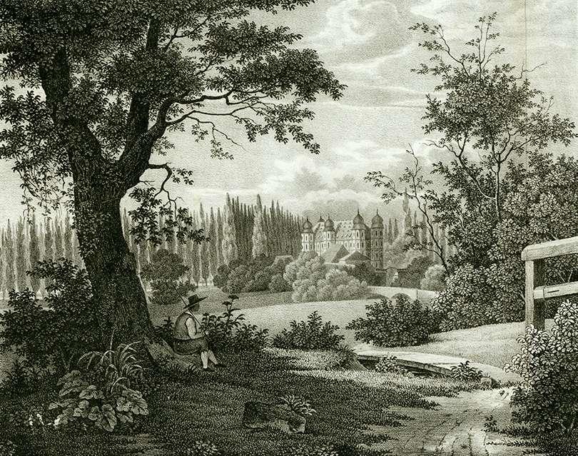Gottesau bei Carlsruhe, Bild 1
