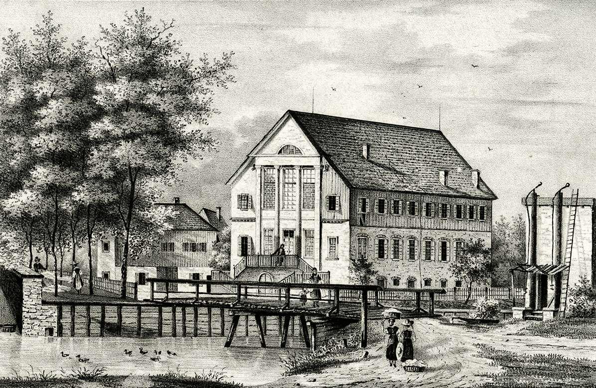 Stephanienbad in Beiertheim, Bild 1