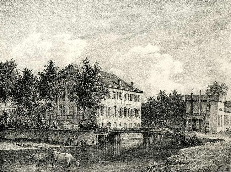 Stephanienbad in Beyertheim, Bild 1