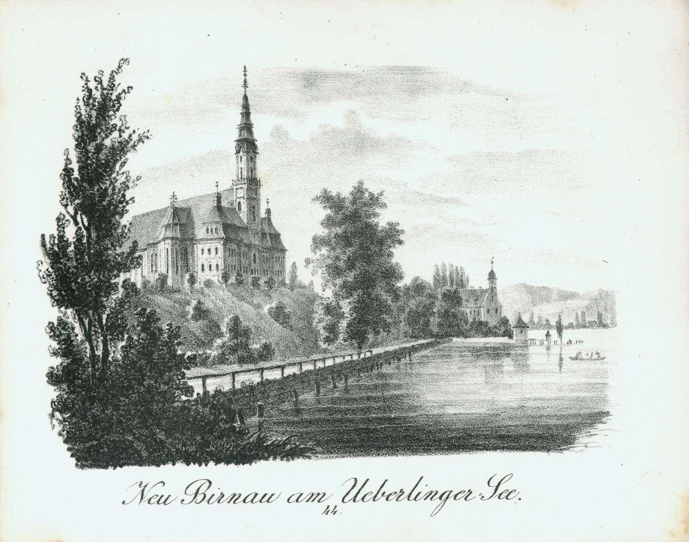 Neu Birnau am Ueberlinger See, Bild 1