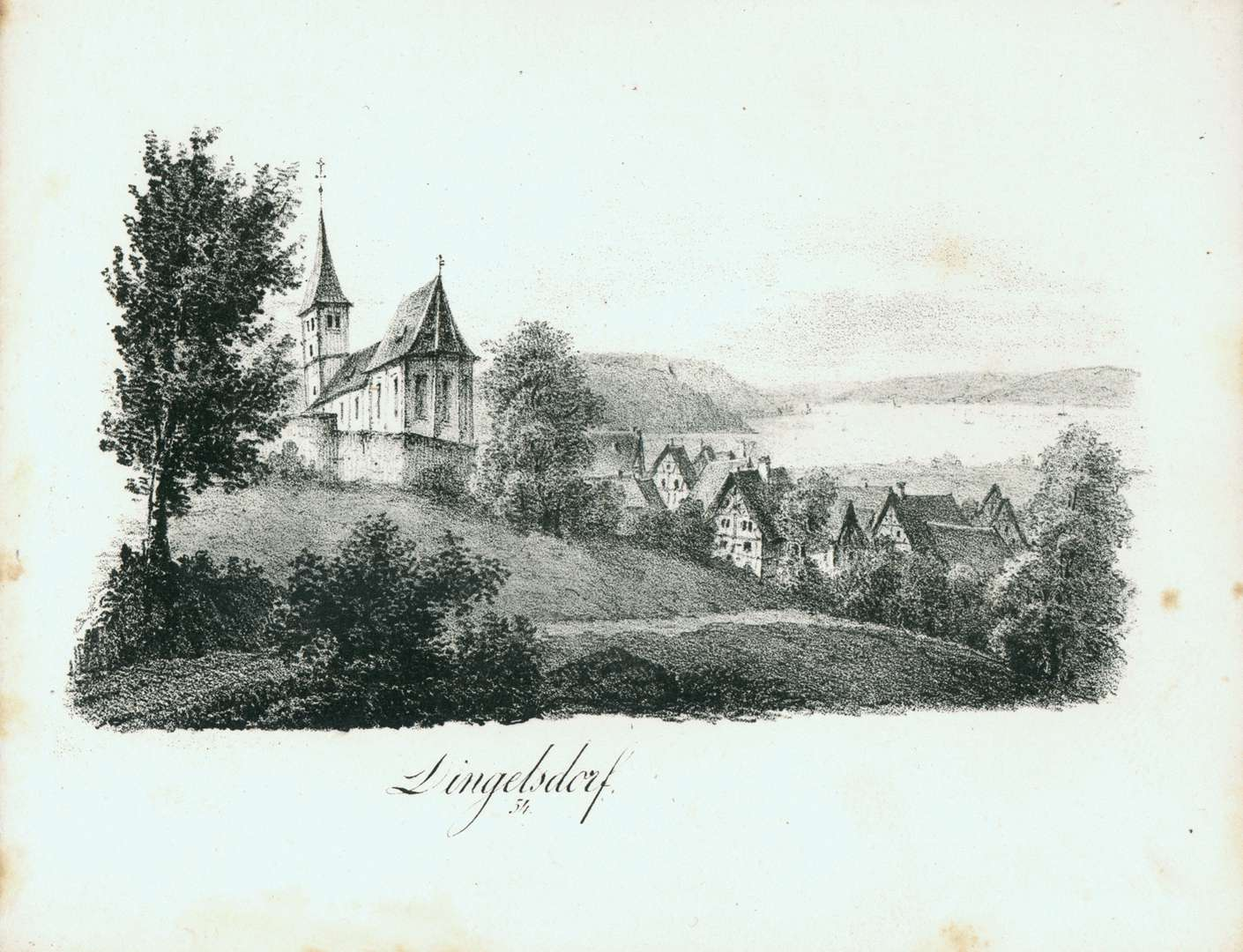 Dingelsdorf, Bild 1