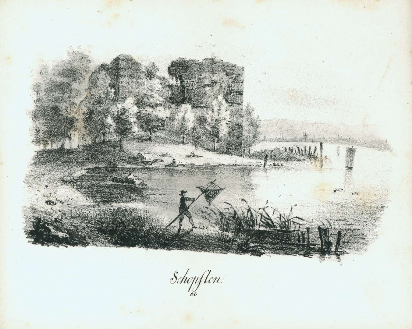 [Ruine] Schopflen [auf der Insel Reichenau], Bild 1