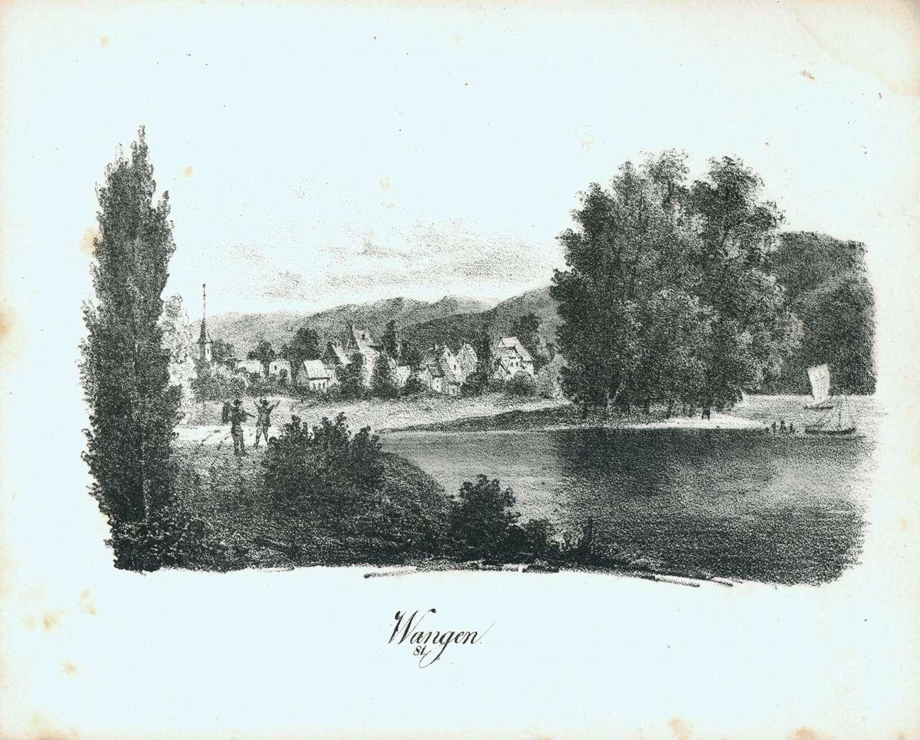 Wangen, Bild 1