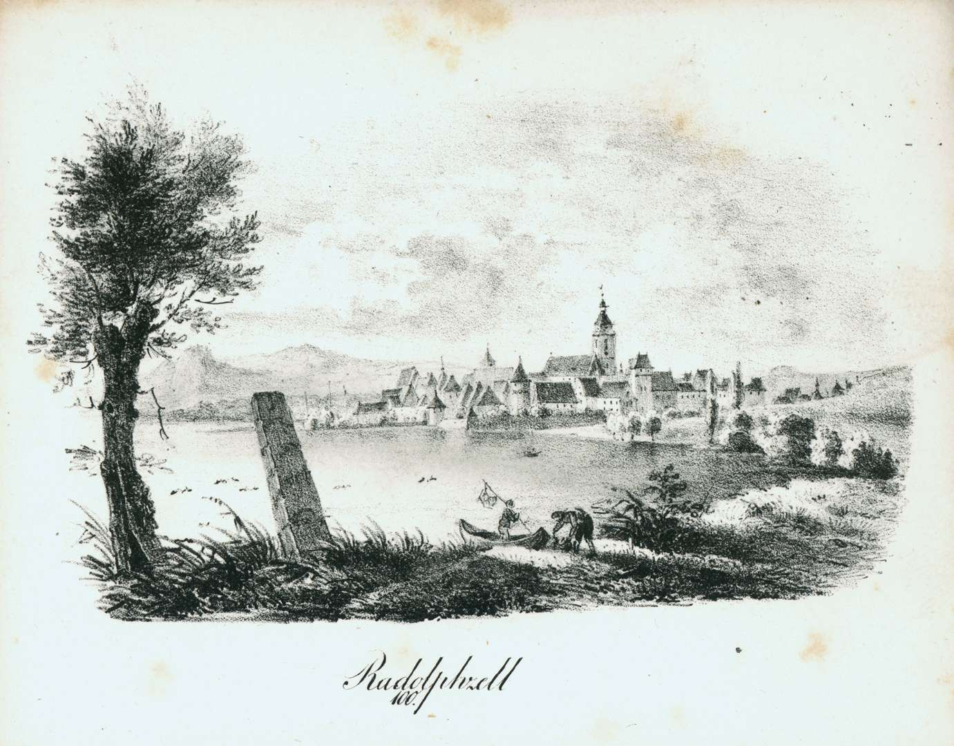 Radolphzell [Radolfzell], Bild 1