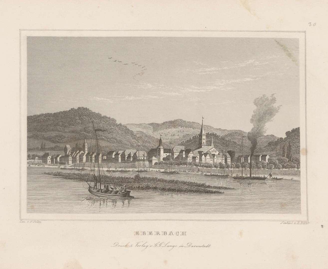 Eberbach, Bild 1