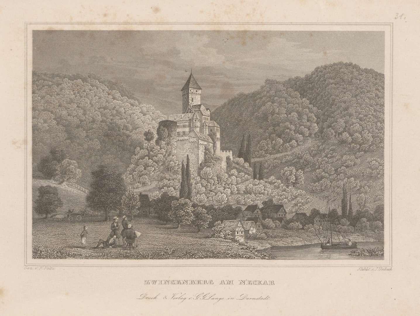 Zwingenberg am Neckar, Bild 1