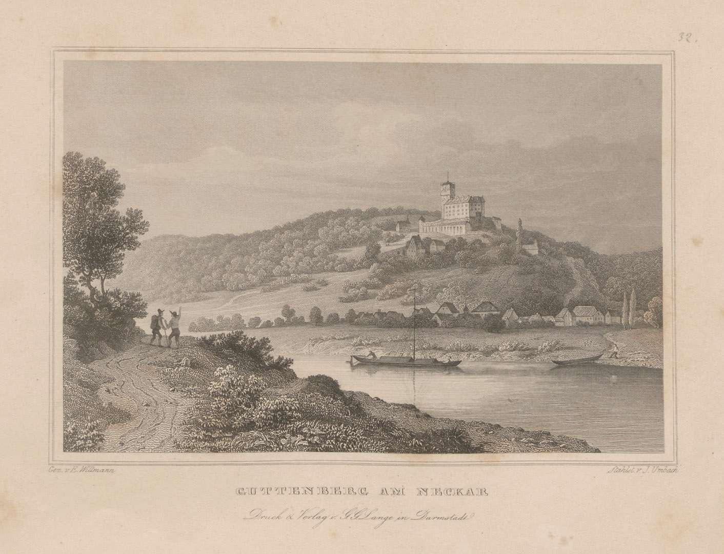 Guttenberg am Neckar, Bild 1