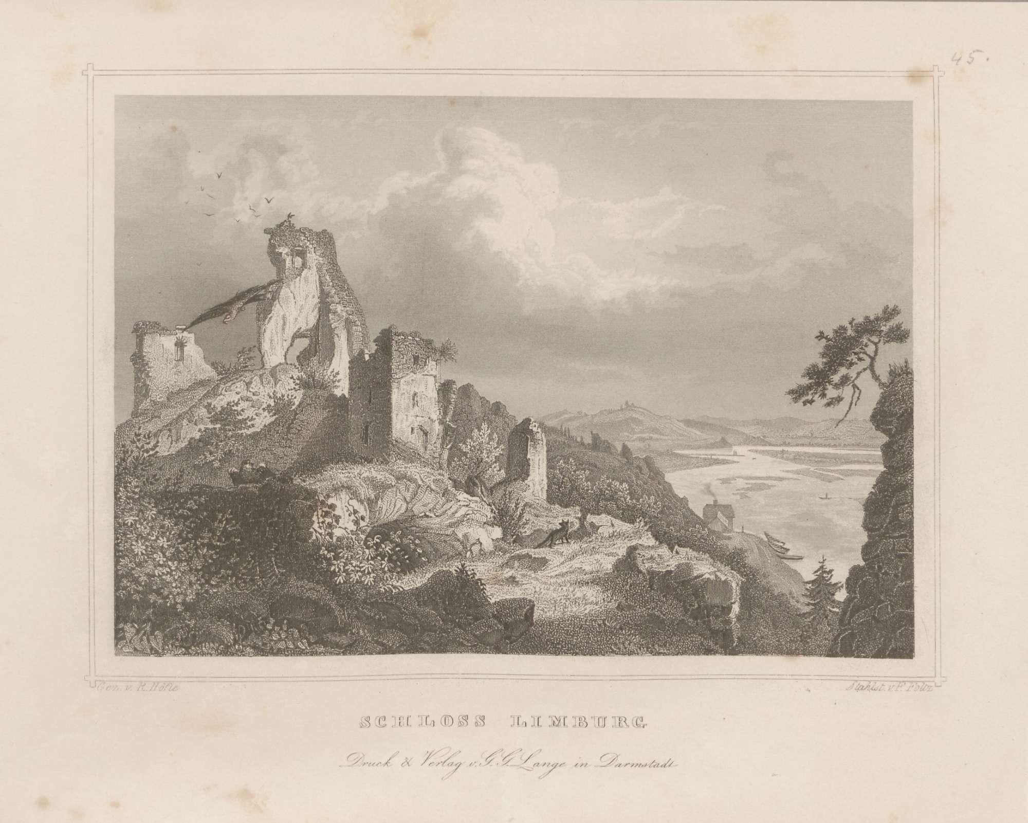Schloss Limburg, Bild 1