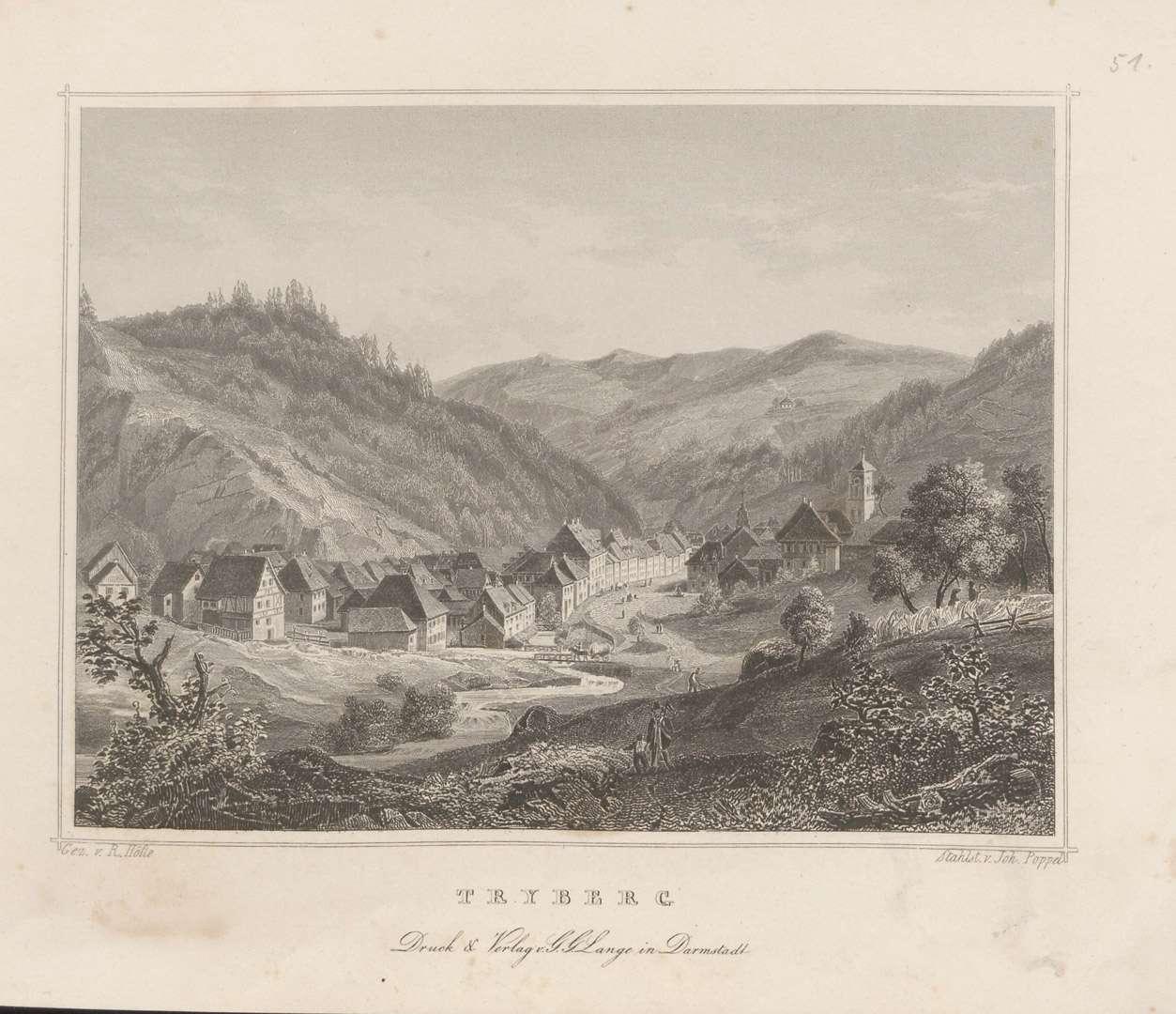 Triberg, Bild 1