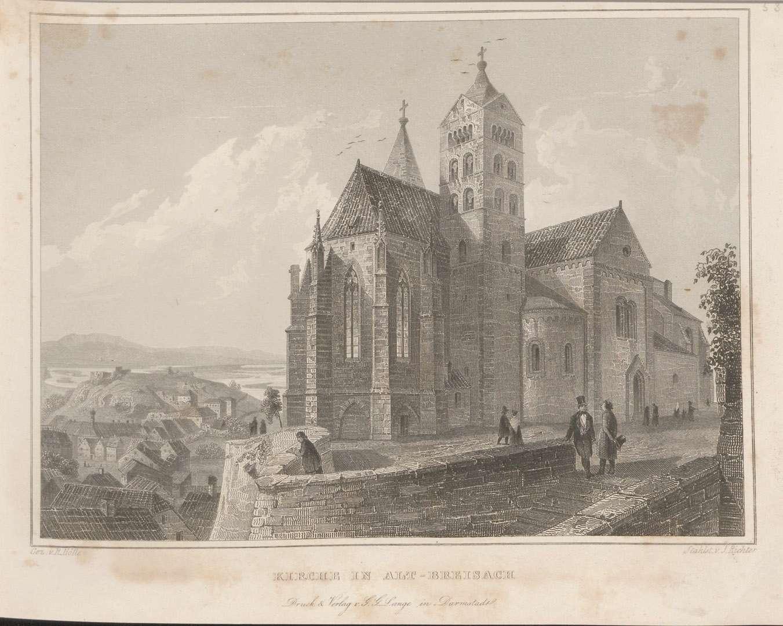 Kirche in Alt-Breisach, Bild 1