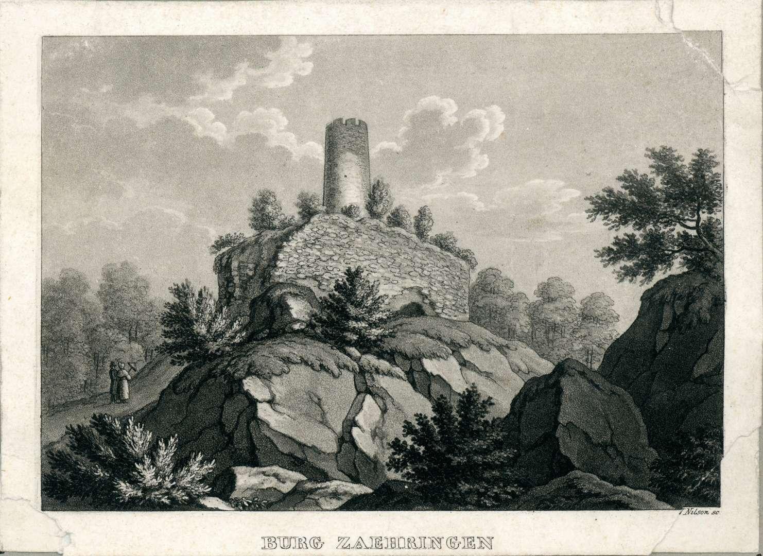 Burg Zaehringen, Bild 1