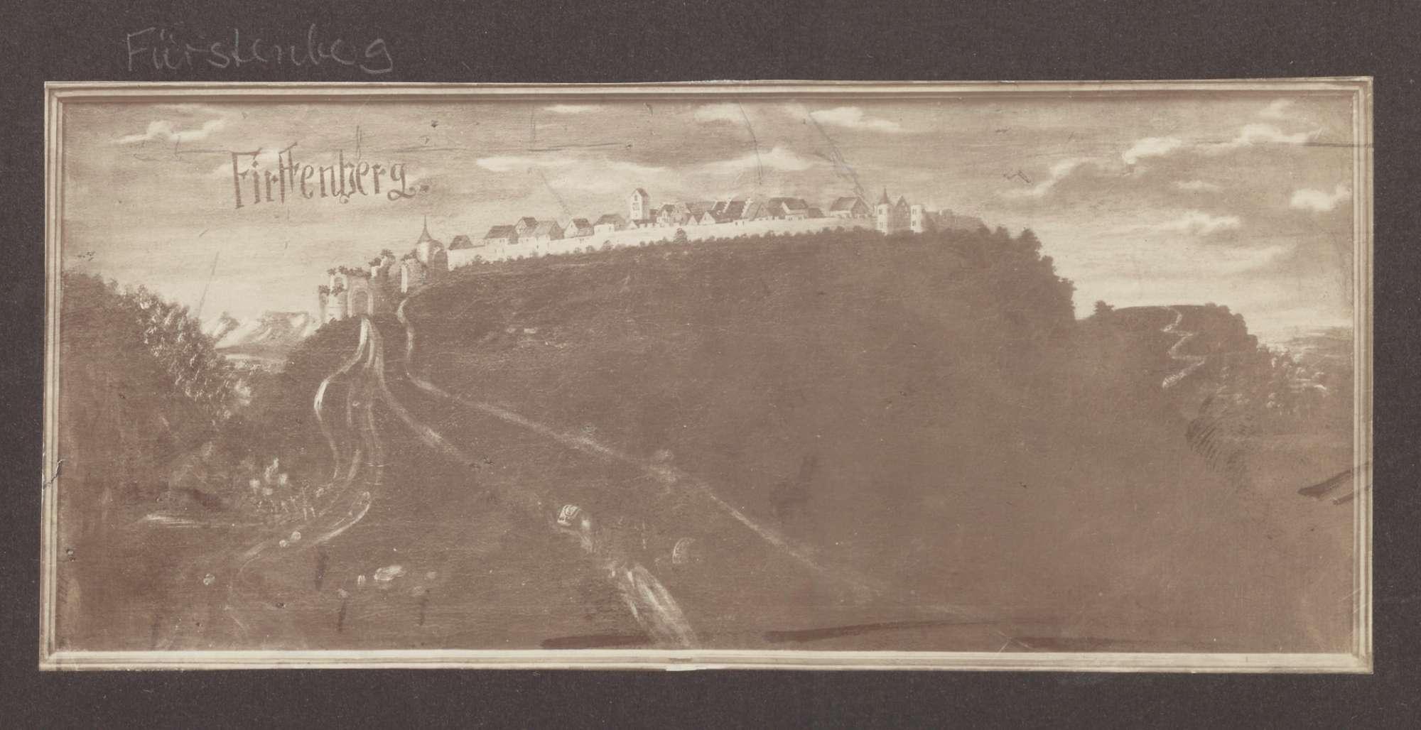 Firstenberg [Fürstenberg], Bild 1