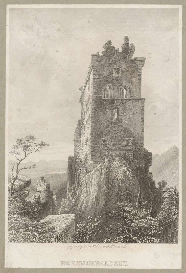 Hohengeroldsek, Bild 1