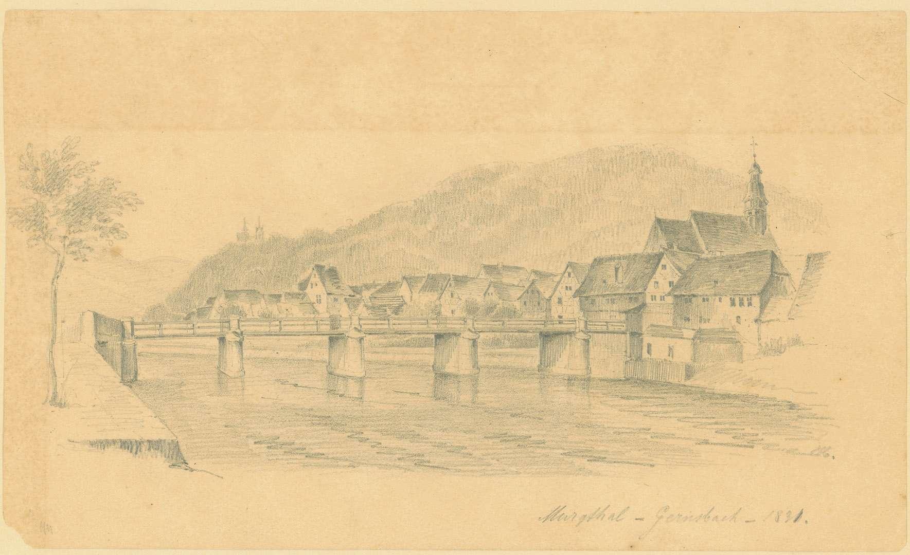 Murgthal - Gernsbach, Bild 1
