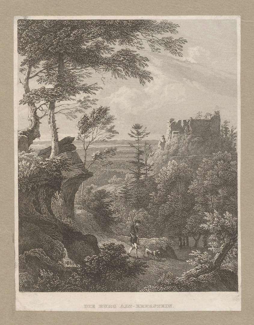 Die Burg Alt-Eberstein, Bild 1