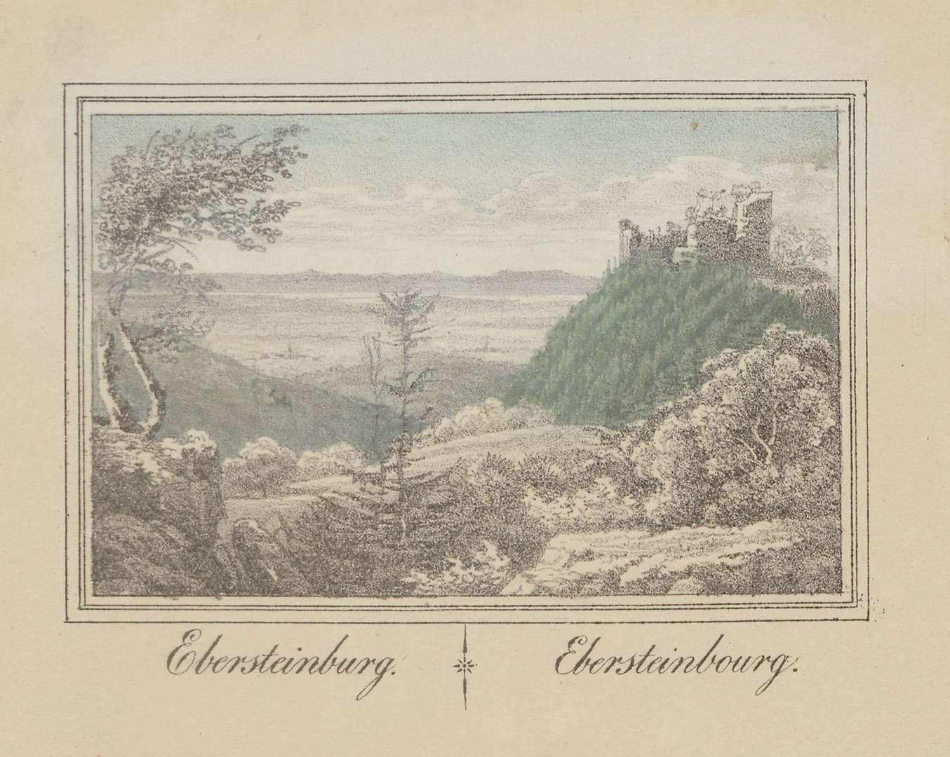 Ebersteinburg - Ebersteinbourg, Bild 1