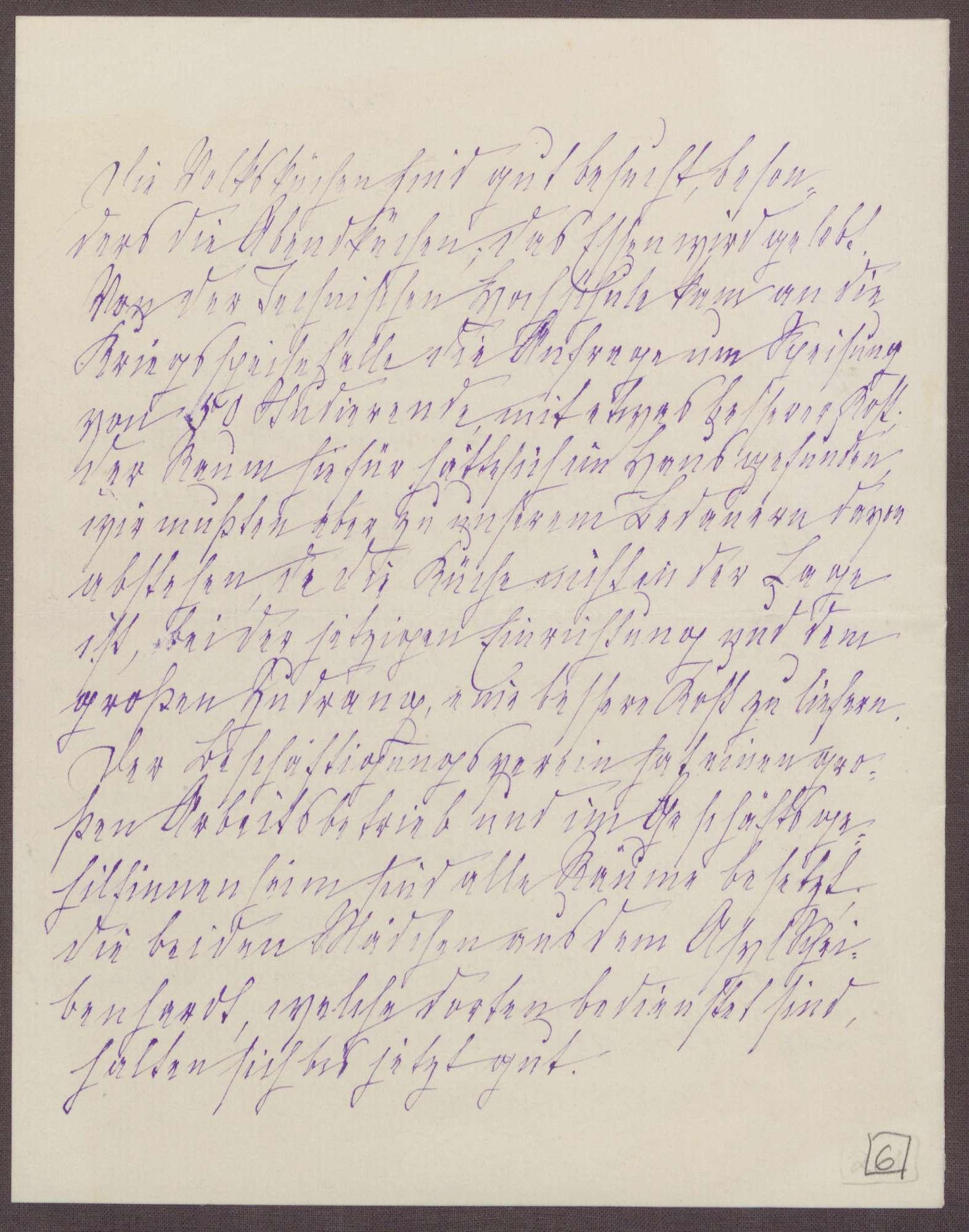 Schreiben von Anna Haas an die Großherzogin Luise; Belegung der Volksküchen, Stimmungslage in dem Heim, Inspektion durch den Soldatenrat, Bild 3