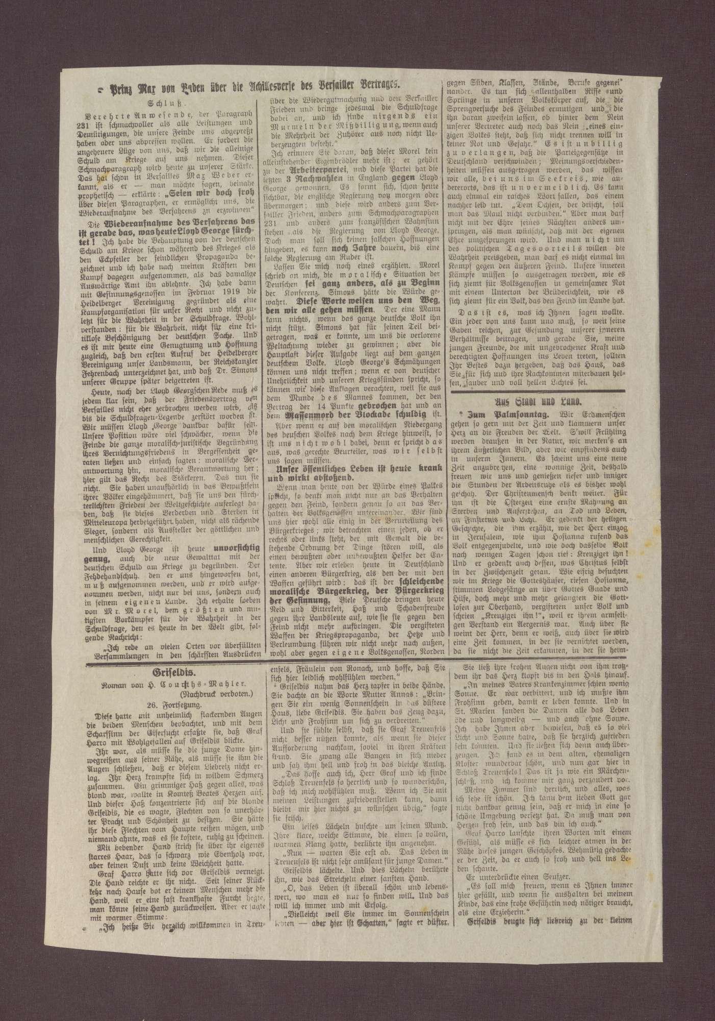 """Ausgabe vom """"Bote vom Salemertal"""", Bild 2"""