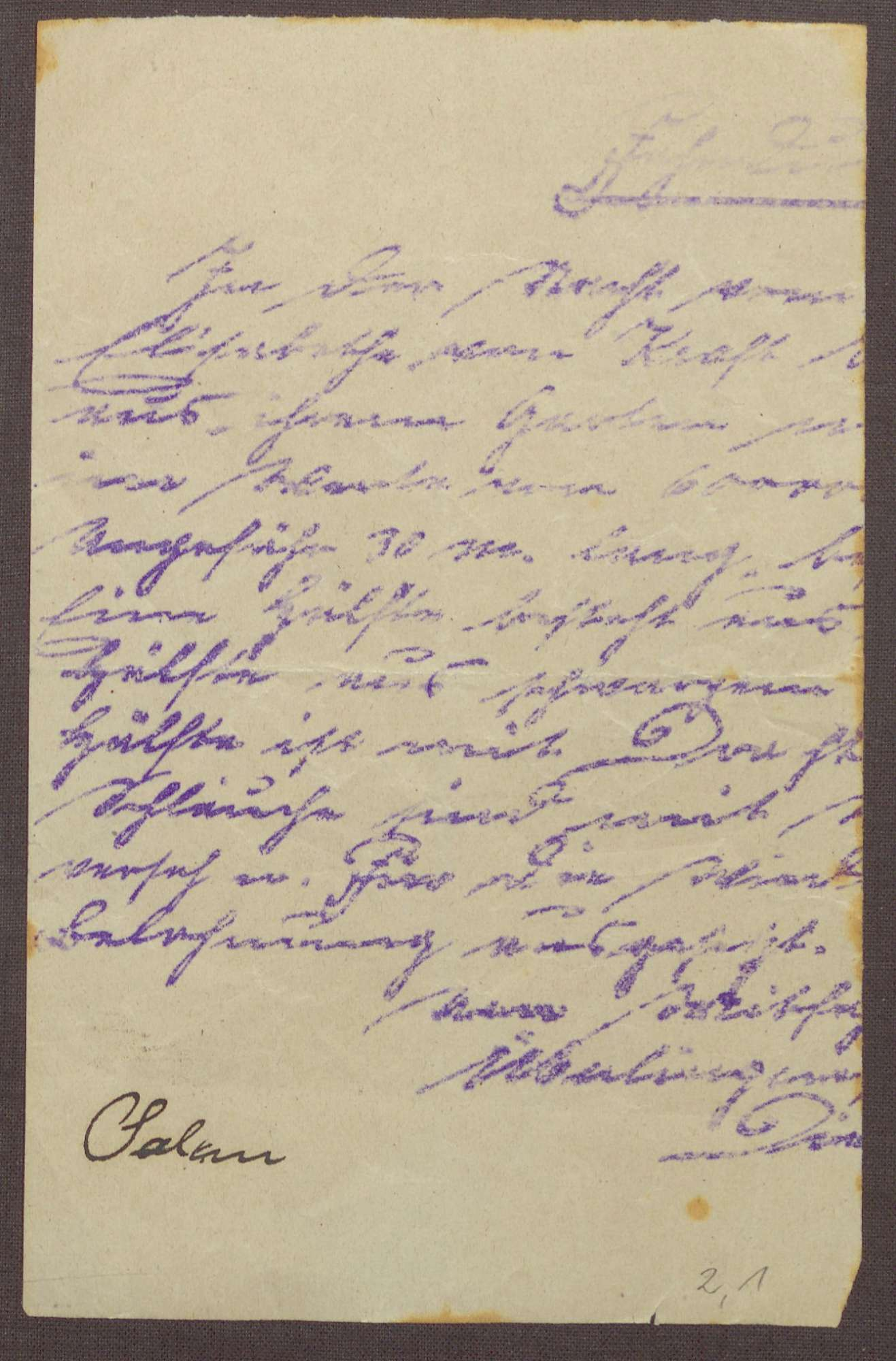 Notizen zu möglichen Tätern des kommunistischen Überfalls bei Pfullendorf und dem Flurschutz, Bild 1