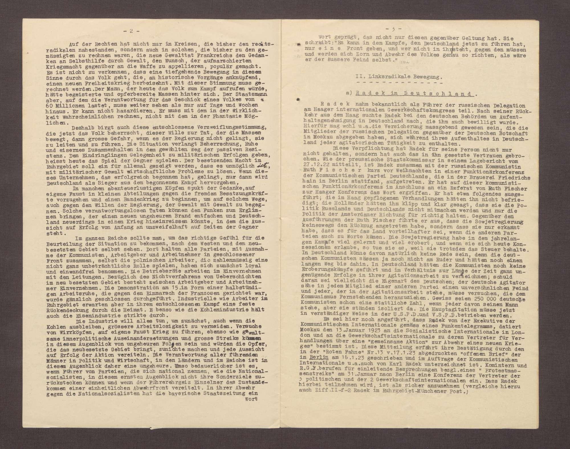 Lageberichte des Reichskommissars für Überwachung der öffentlichen Ordnung, Nr. 84, Bild 3