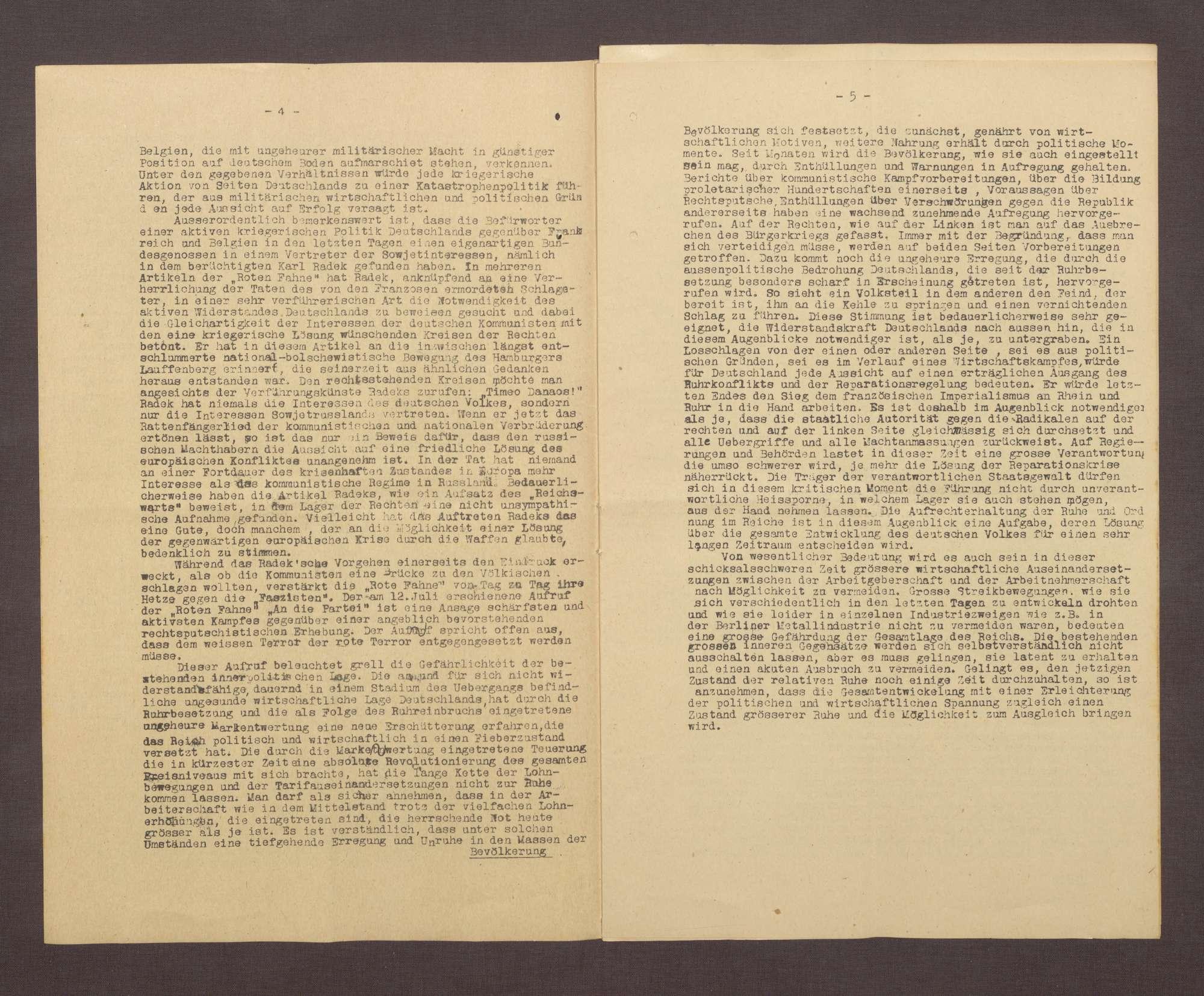 Lageberichte des Reichskommissars für Überwachung der öffentlichen Ordnung, Nr. 94, Bild 3