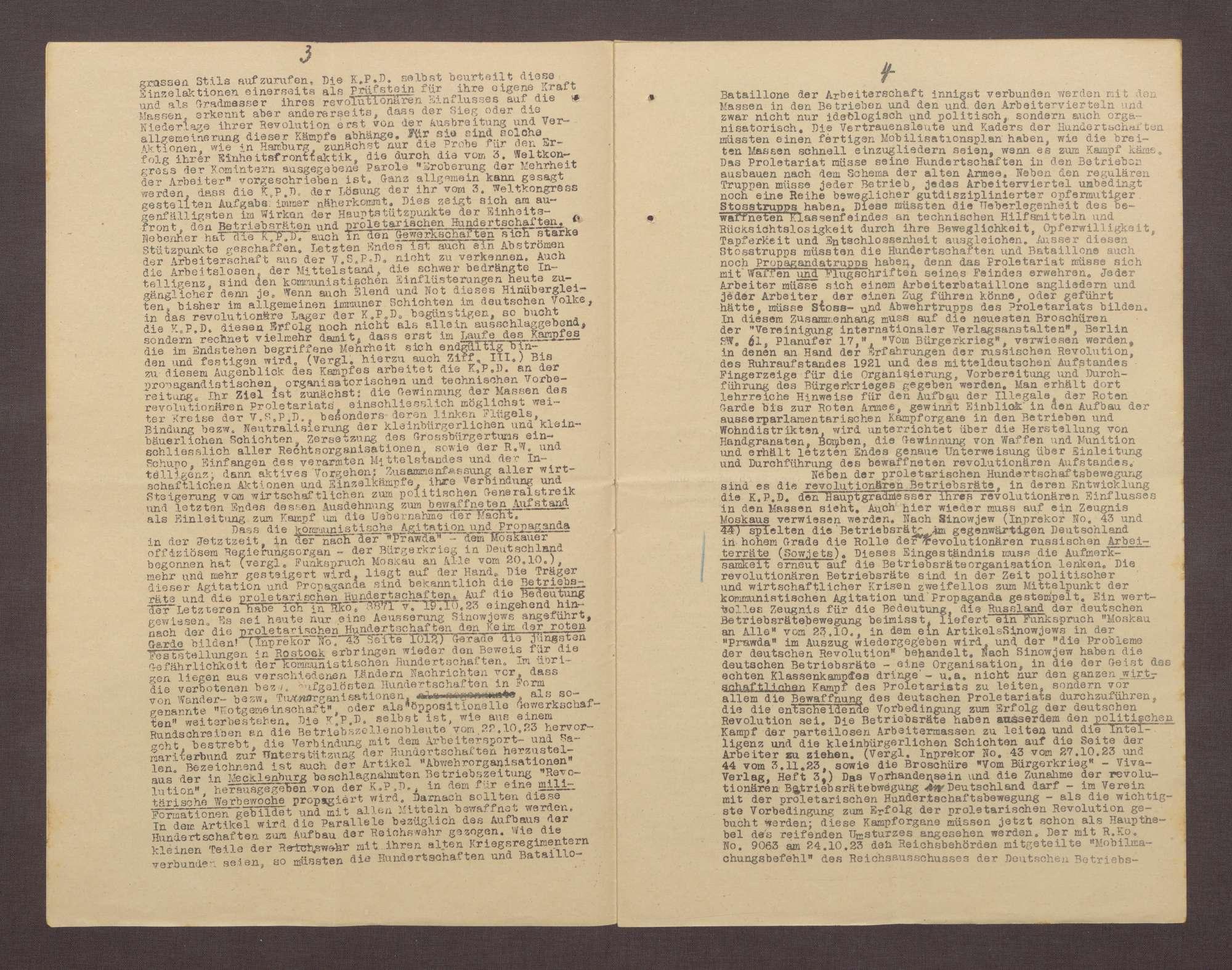 Lageberichte des Reichskommissars für Überwachung der öffentlichen Ordnung, Nr. 98, Bild 3