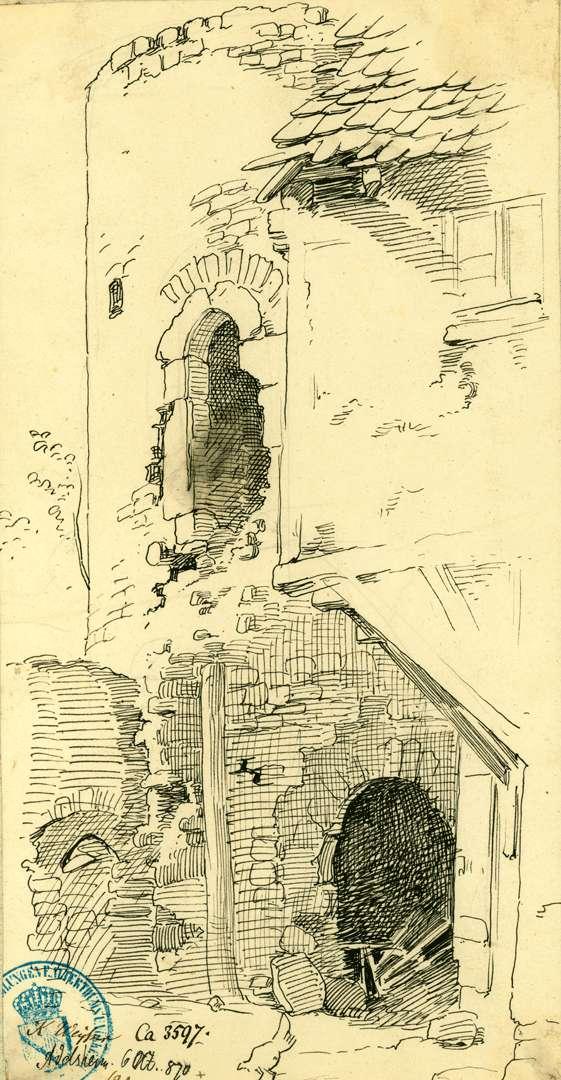 Adelsheim Stadtmauer mit Wehrturm, Bild 1