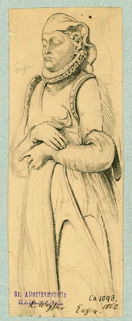 Engen Renaissance-Epitaph der Pappenheim in der Liebfrauenkirche, Bild 1