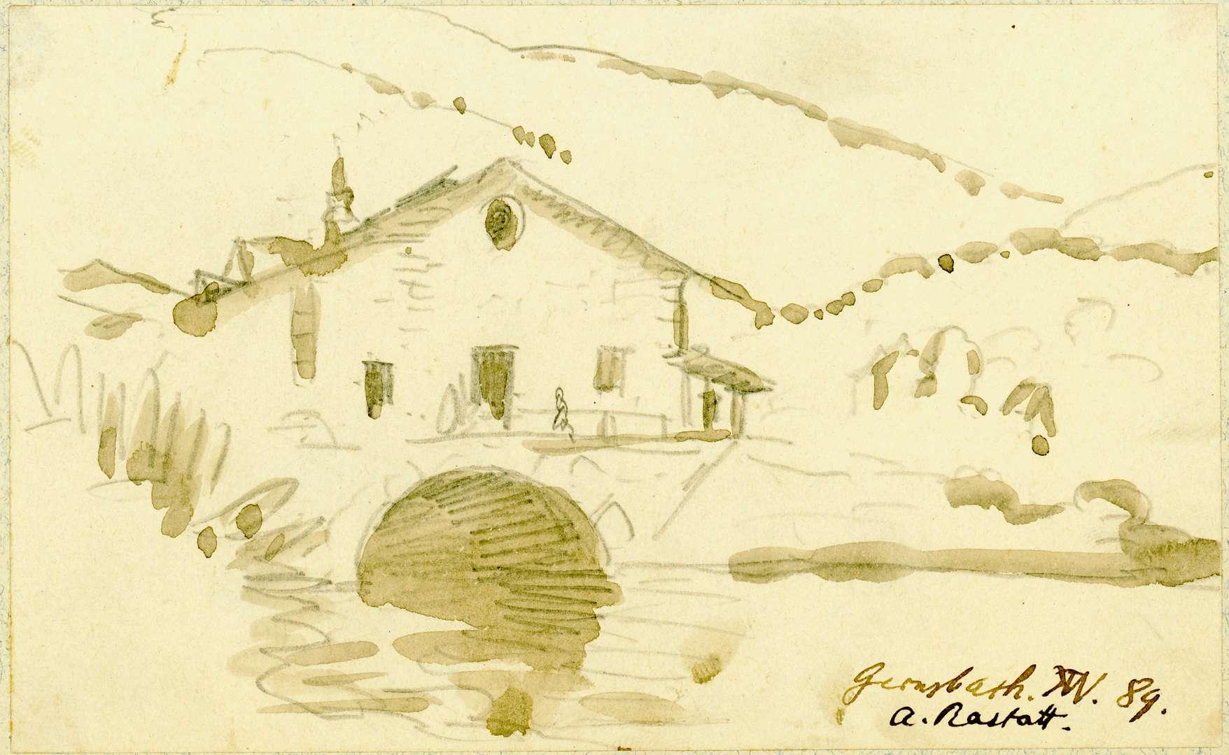 Gernsbach Haus an der Murg, Bild 1