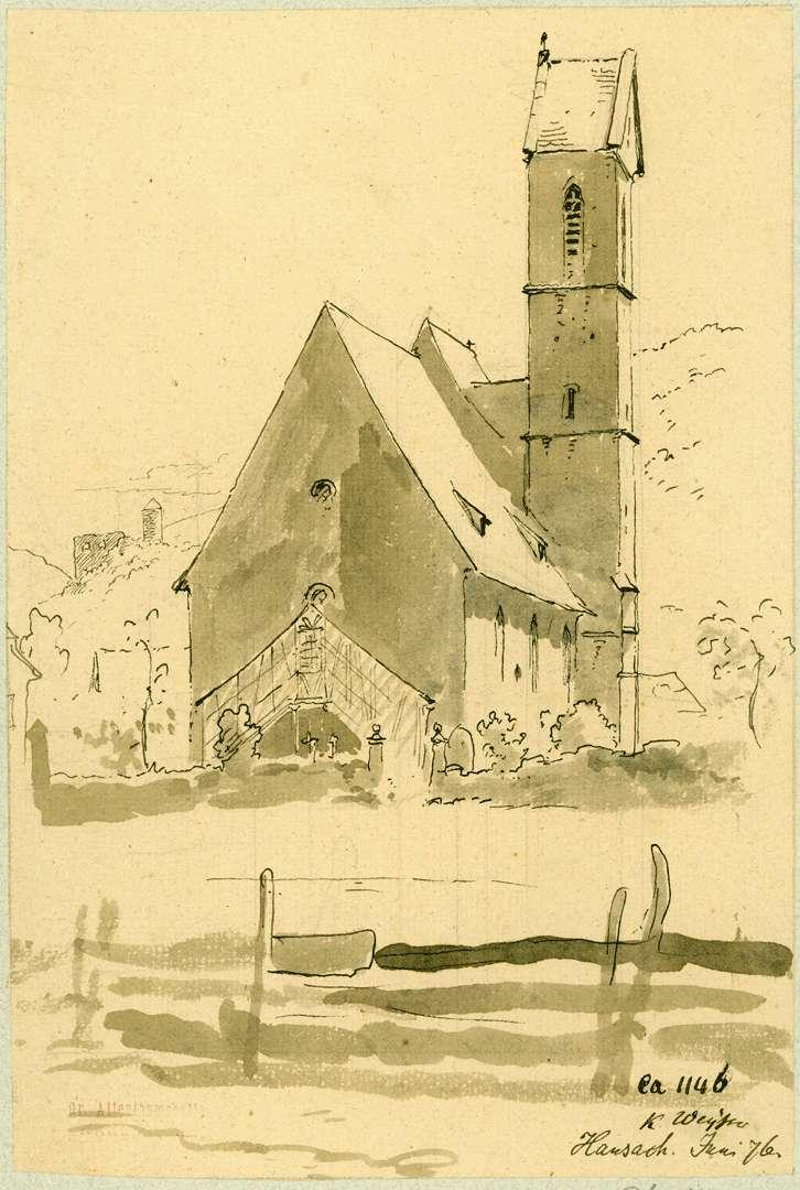 Hausach Stadtkirche, Bild 1