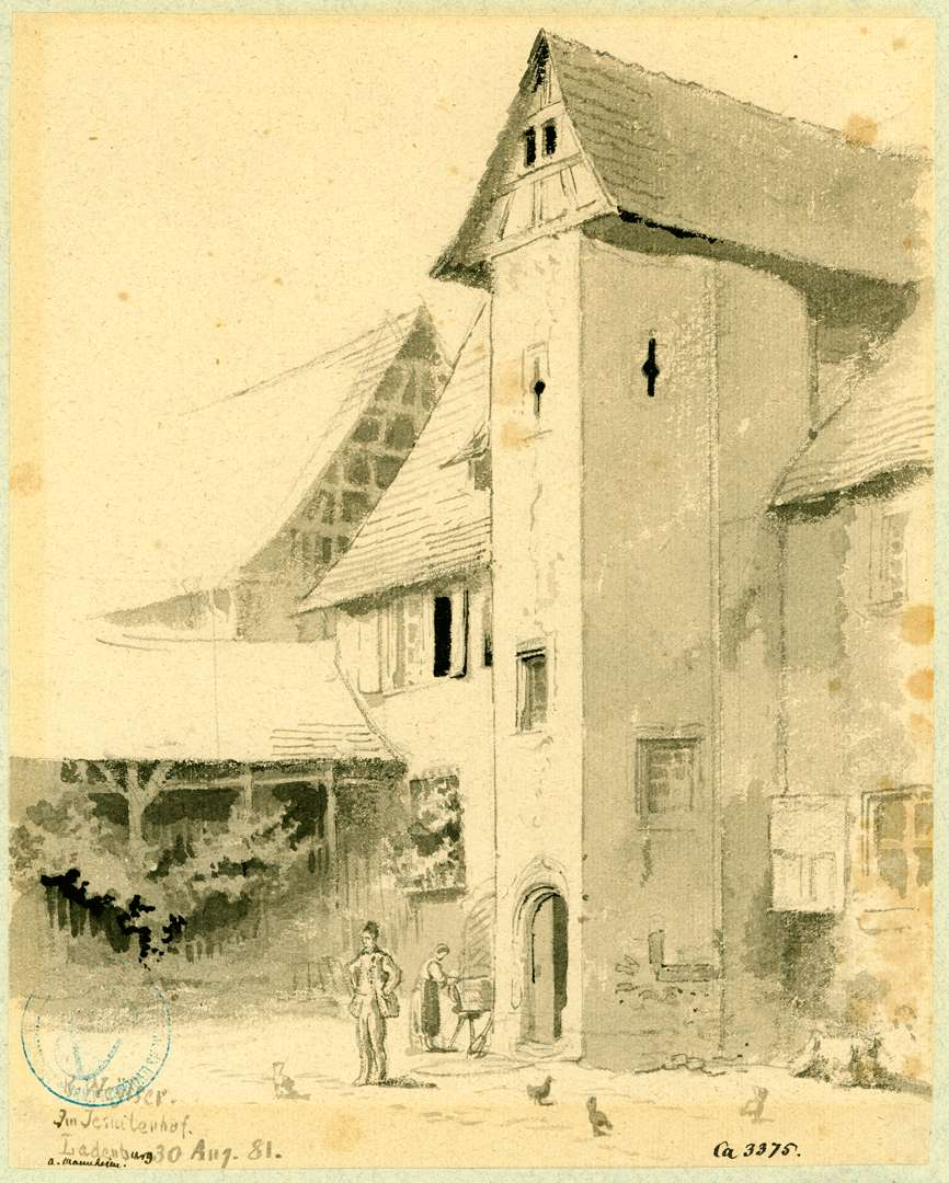 Ladenburg Im Jesuitenhof, Bild 1