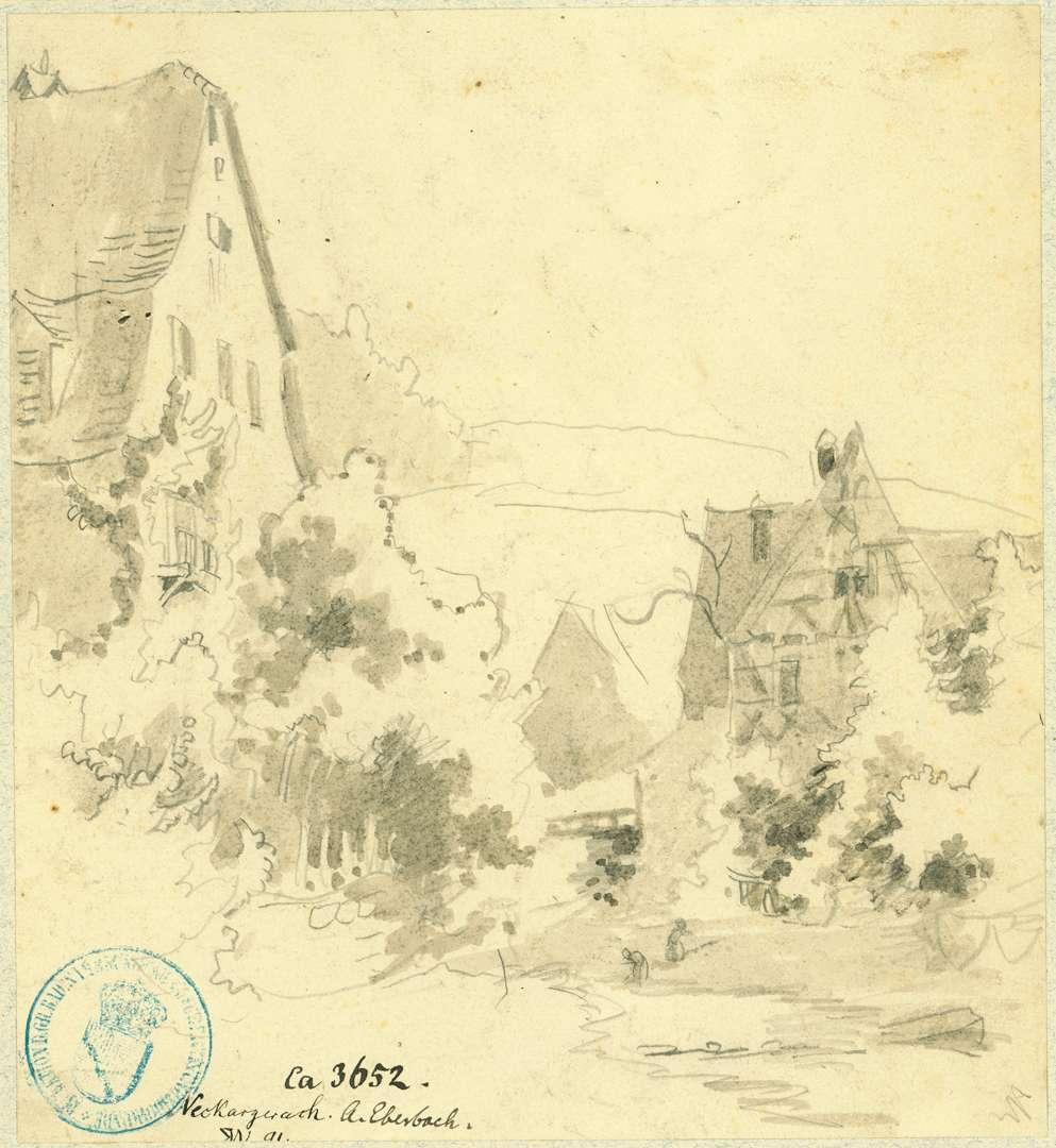 Neckargerach Dorfstraße, Bild 1