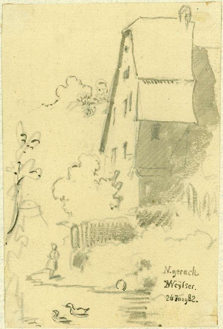 Neckargerach Haus am Dorfbach, Bild 1