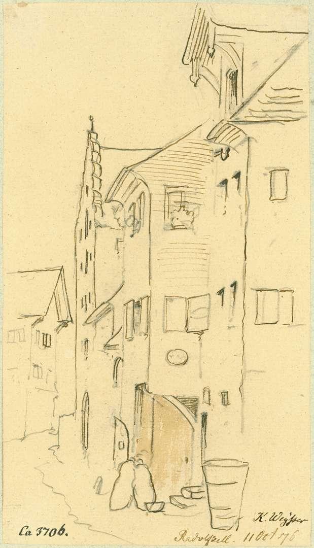 Radolfzell Straßenbild, Bild 1