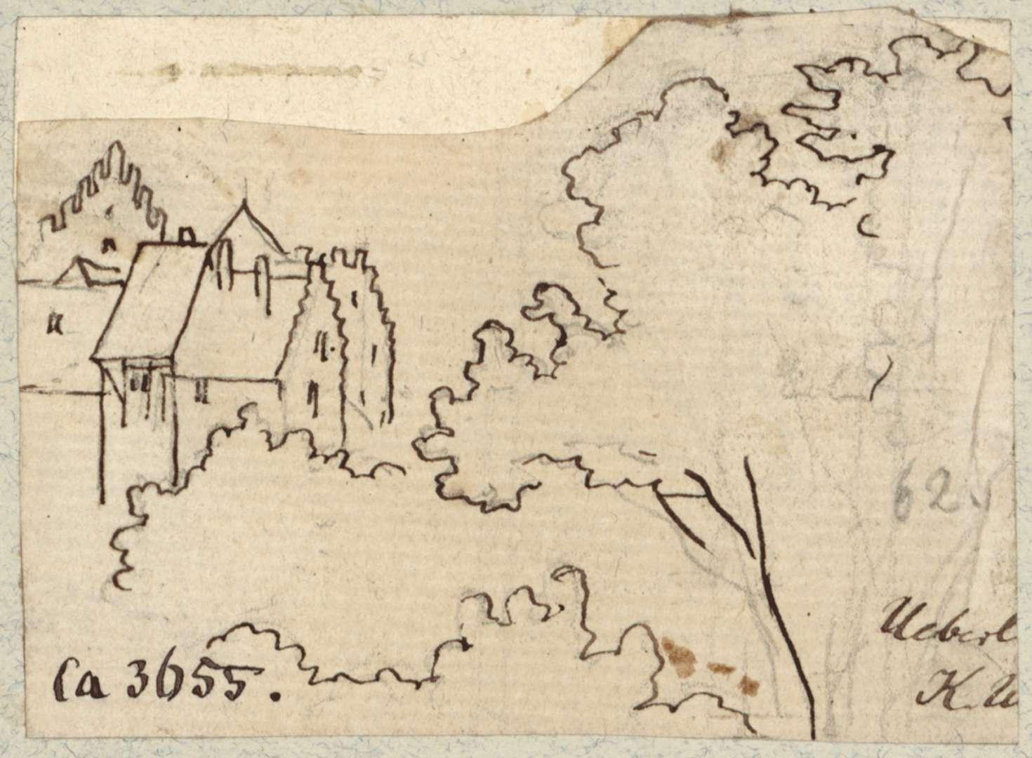 Überlingen Nördliche Teilansicht Museumsberg, Bild 1