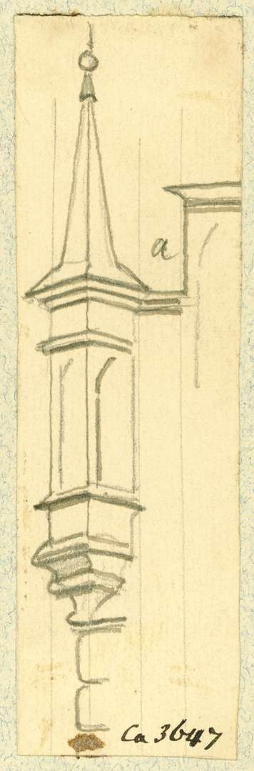 Zwingenberg Gebäudeerker, Bild 1