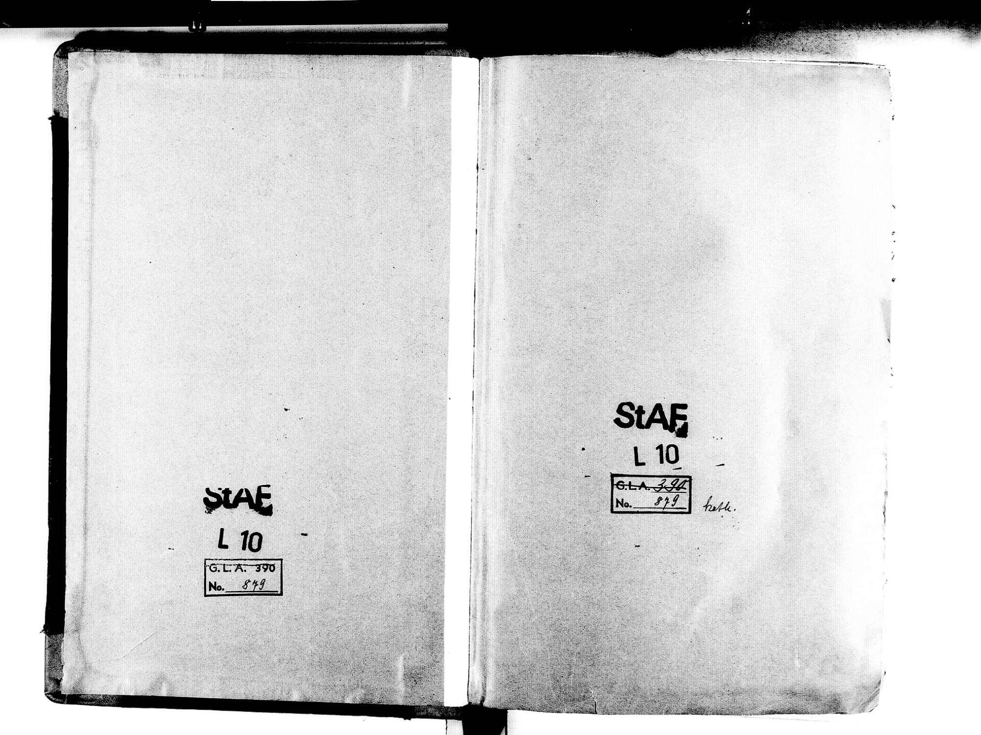 Lauf OG; Katholische Gemeinde: Geburtenbuch 1850-1870, Bild 2