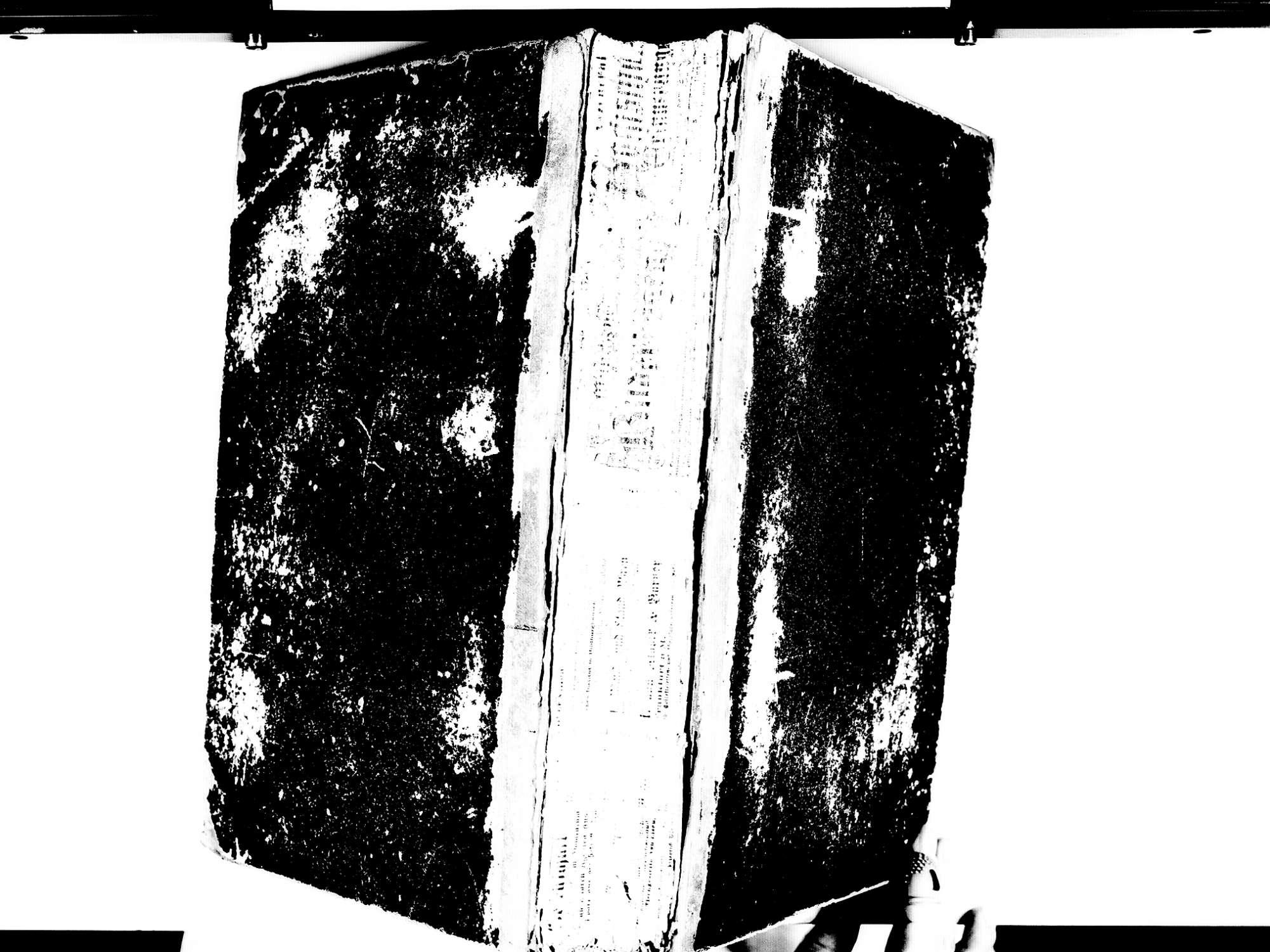 Lauf OG; Katholische Gemeinde: Sterbebuch 1810-1840, Bild 1