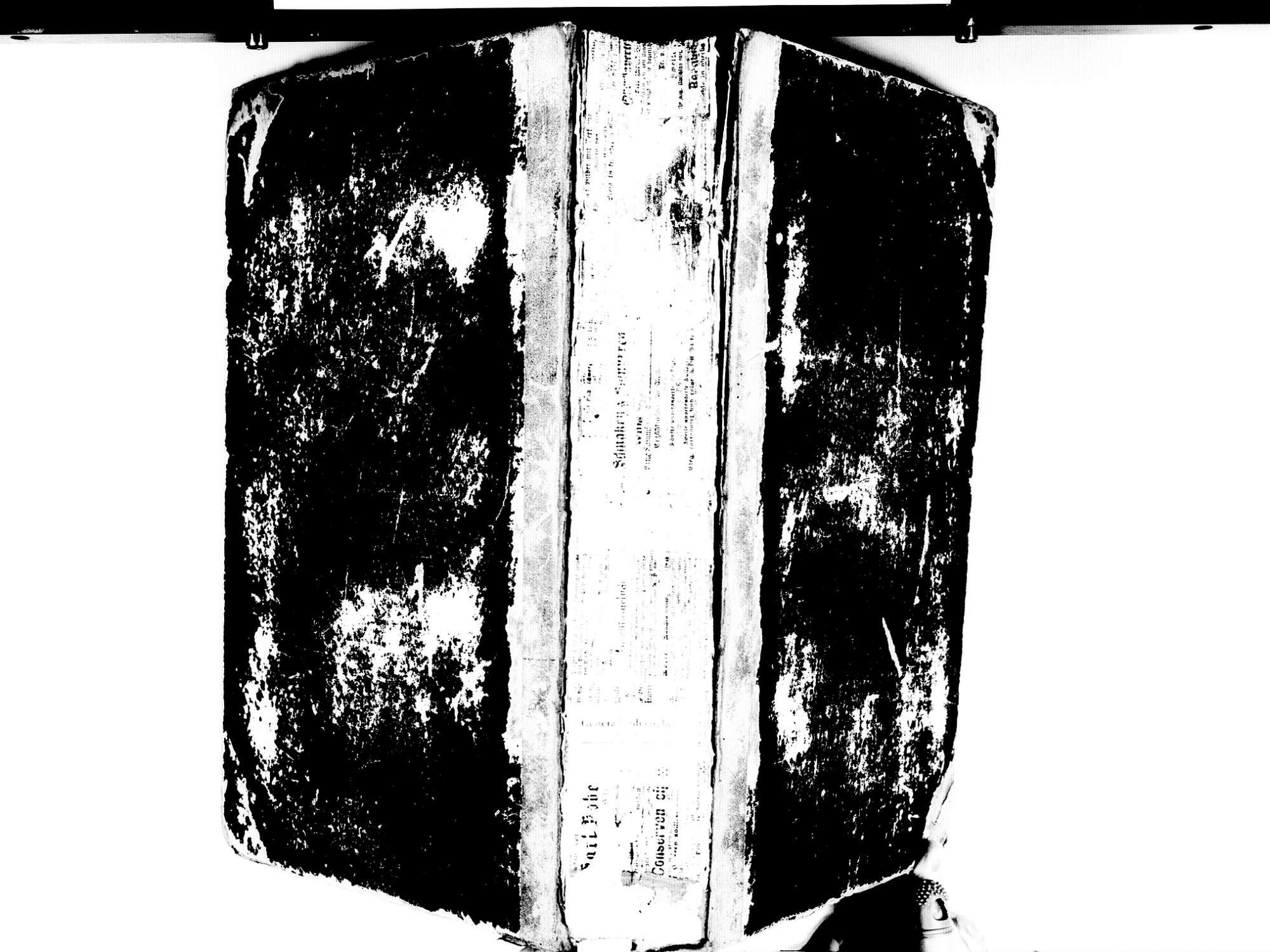 Lauf OG; Katholische Gemeinde: Sterbebuch 1841-1870, Bild 2