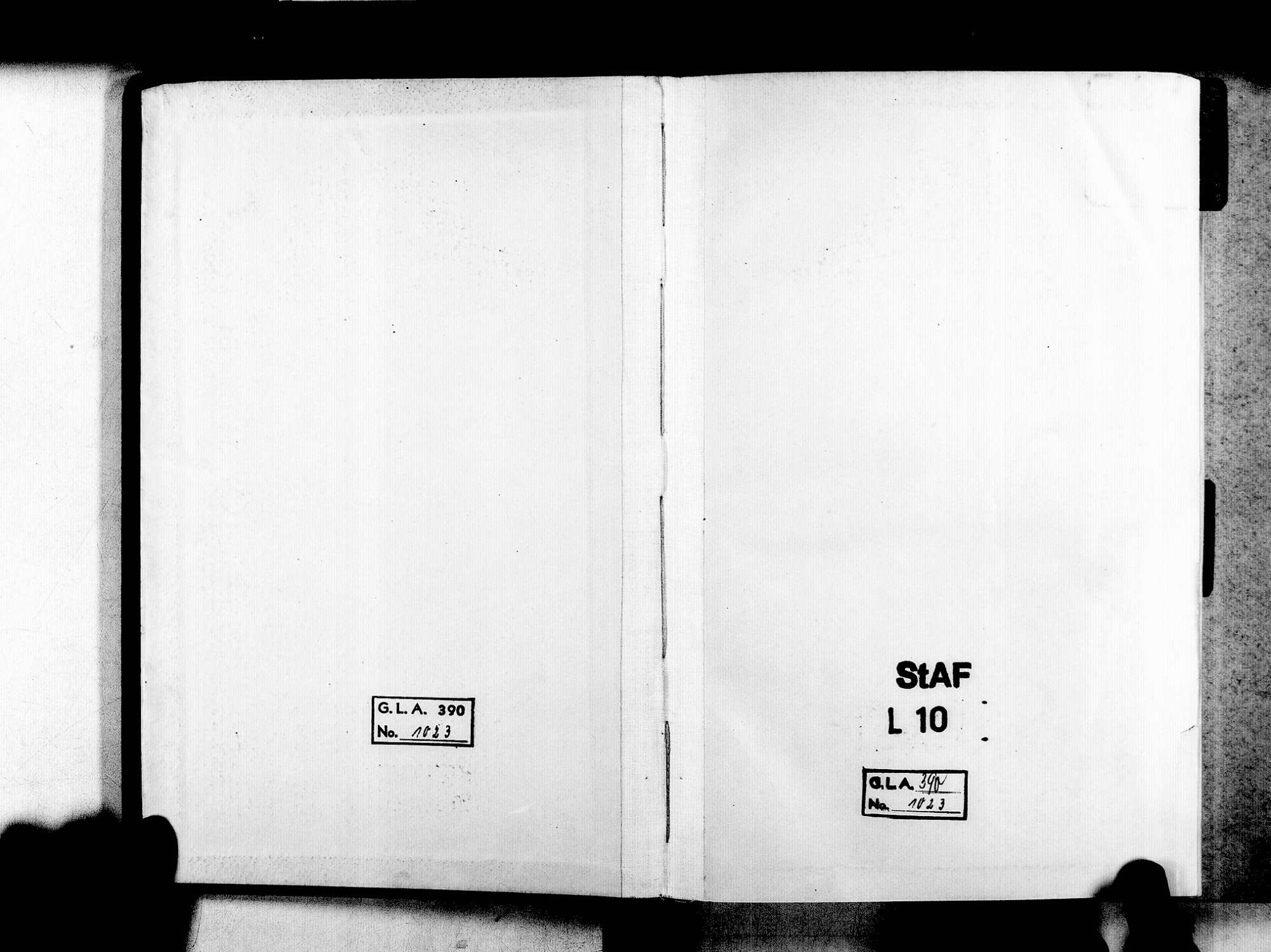 Unadingen, Löffingen FR; Katholische Gemeinde: Heiratsbuch 1810-1870 Unadingen, Löffingen FR; Katholische Gemeinde: Sterbebuch 1810-1870, Bild 3